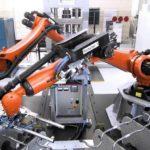 Este es el primer robot industrial del mundo